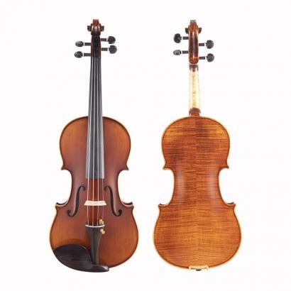 QV204可考8级虎纹小提琴
