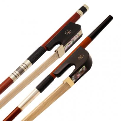 GB224巴西苏木德式法式低音提琴弓
