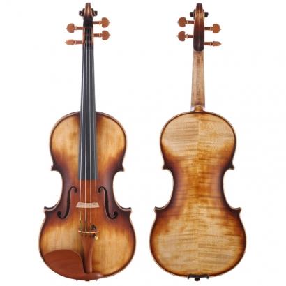 F502青歌复古小提琴