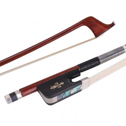 G105木纹小提琴弓大提琴弓