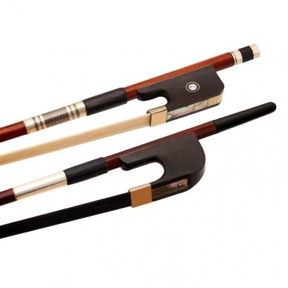 GB201巴西木低音琴弓大贝斯弓