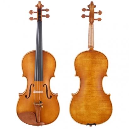 青歌F501复古访古小提琴