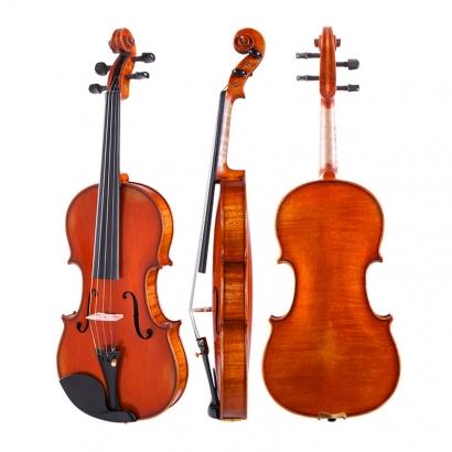 QV203考级油性漆手工小提琴