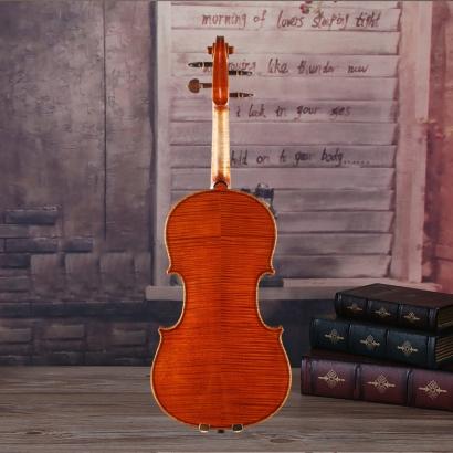 QV801虎纹欧料大师收藏小提琴