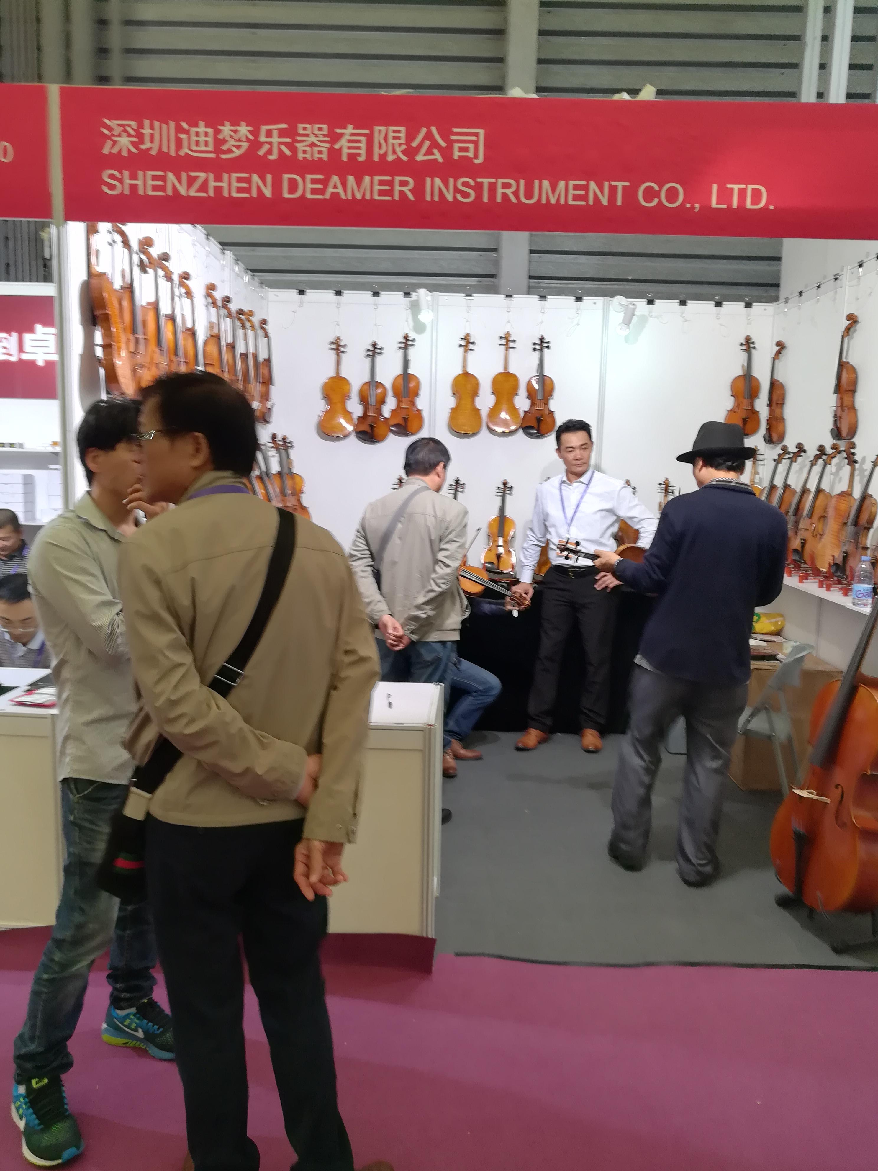2017年上海乐器展