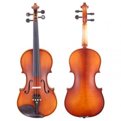 QV103虎纹练习小提琴