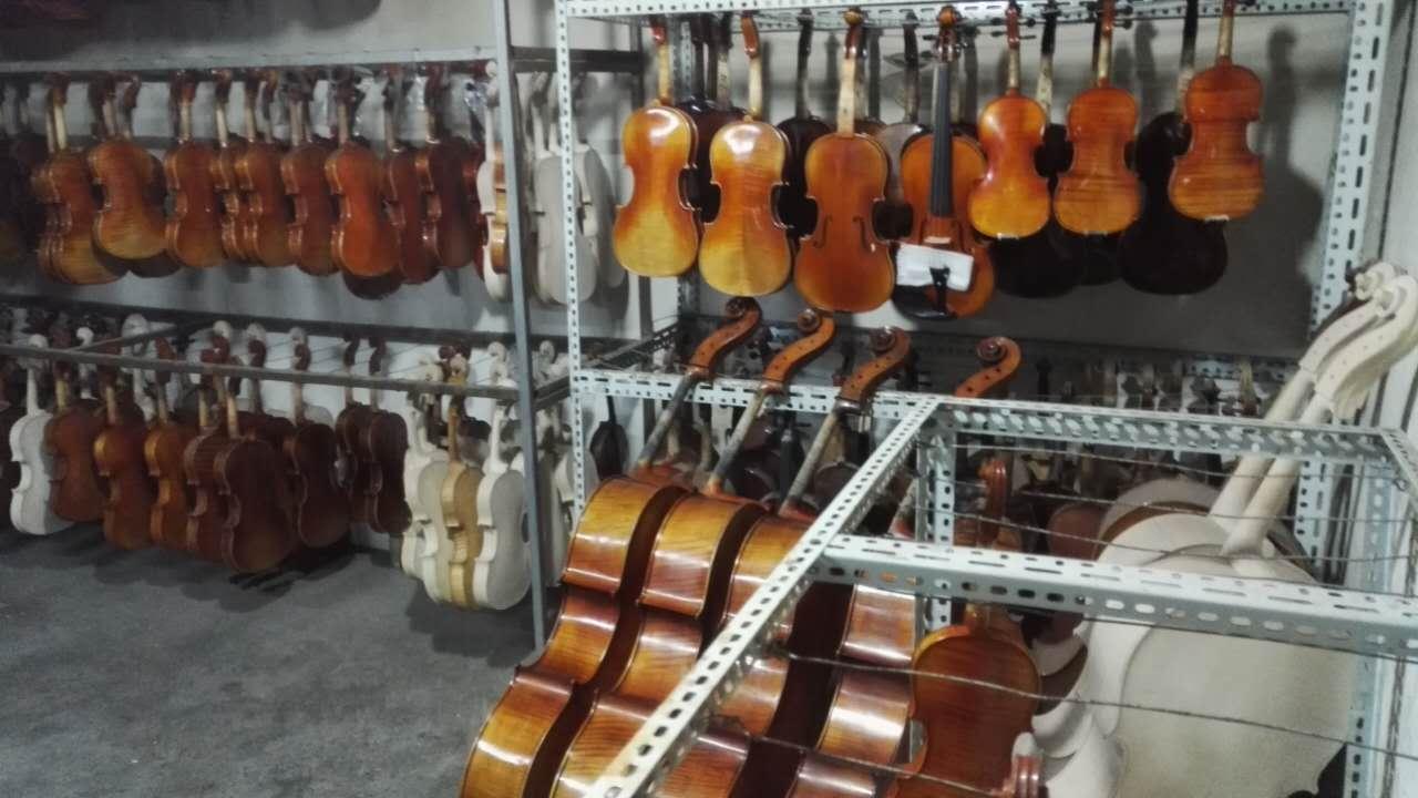 北京工坊:小提琴生产之组装阶段,你喜欢的小提琴,就是这样生产出来的