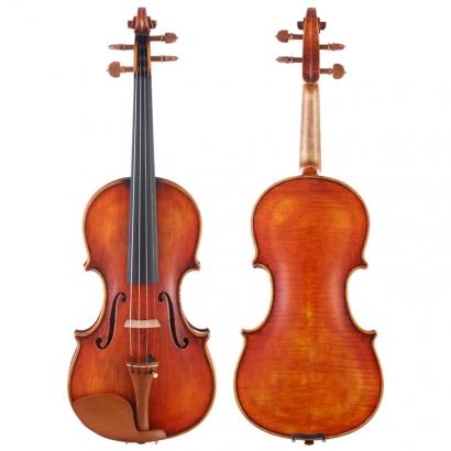 青歌F506仿旧演奏大师小提琴
