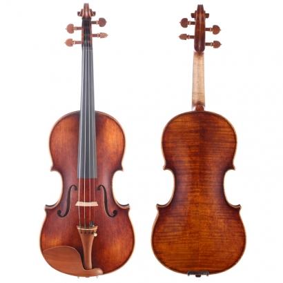 F504仿古仿旧复古斯氏1715演奏小提琴