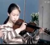 王振山铃木小提琴视频教学《01-09声音练习 五月之歌》