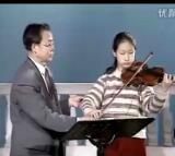 王振山铃木小提琴视频教学《02-09 全弓练习》